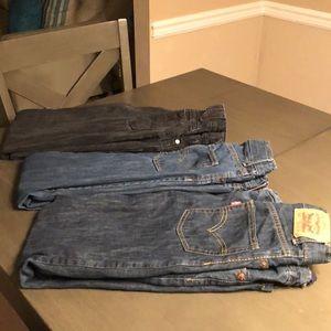 Levi's Boys Denim 2 pair